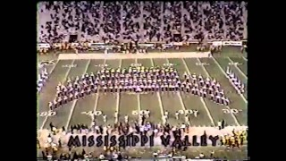 Mississippi Valley Halftime Performance (1999)