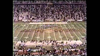 Alcorn State Halftime Performance (1999)