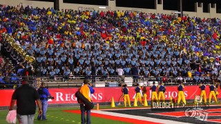 """Southern University Human Jukebox 2014 """"Handsome & Wealthy"""""""