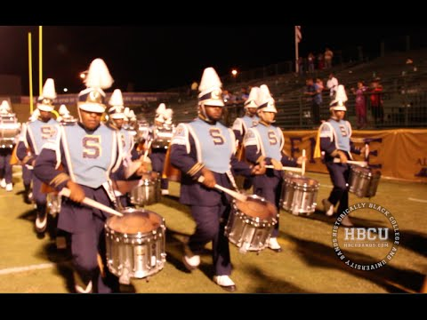 Easy Lover – Southern University Marching Out of Alcorn Stadium (2014)
