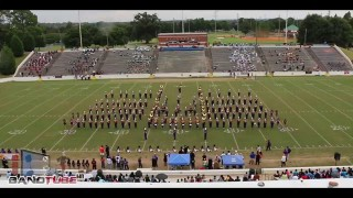 Miles College – Fieldshow | Fountain City (2014)