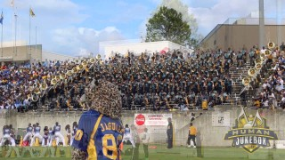 Southern University Human Jukebox 2014 vs. Alcorn St. In Review