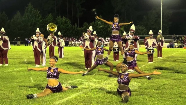 Kings Fork HS Marching Band Competition 2014 Promo