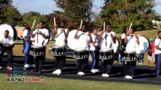 Livingstone Percussion (2014)
