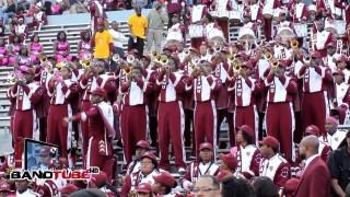 Magic City Classic: Alabama A&M Trumpets (2014)