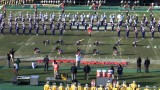 Morgan State University Marching Band halftime show 2014