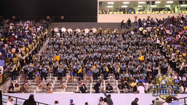 Southern University Human Jukebox 2014 HOMECOMING in Review