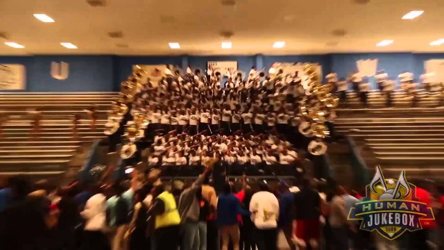 """Southern University Human Jukebox """"Let Your Mind Be Free"""" @ Boombox Classic BOTB 2014"""