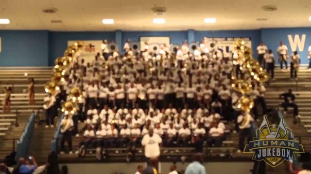 """Southern University Human Jukebox """"Nobody Does It Better"""" @ Boombox Classic BOTB 2014"""