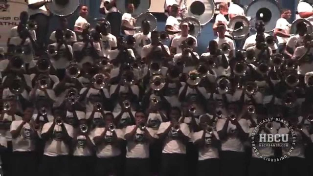 Where I Want to Be – Southern vs Jackson State – Boombox Classic 2014