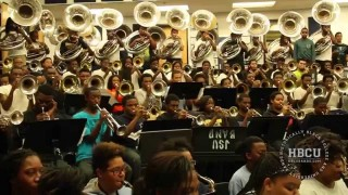 Bandroom Sessions – JSU Sonic Boom of the South (2014)