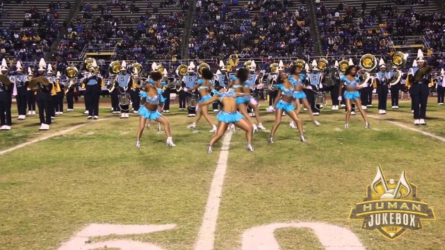 Dancing Dolls Halftime Performance vs TxSU 2014