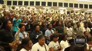 Flexin' – Bandroom Sessions – JSU Sonic Boom of the South