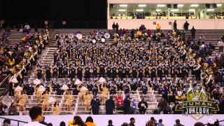 Southern University Human Jukebox vs. MVSU 2014 in Review