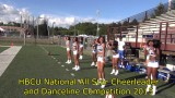 HBCU National All Start Dance and Cheerleader Competition 2015