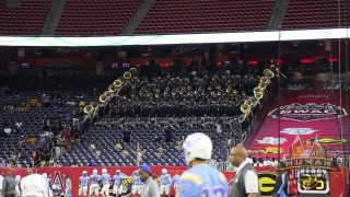 "Southern University Human Jukebox 2014 ""Own It"""