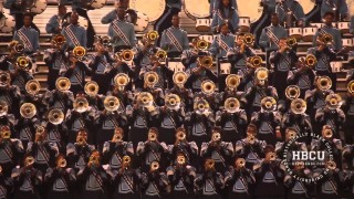 Cold Hearted Snake – Jackson State Marching Band 2014