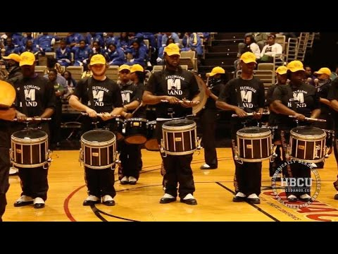 Drumline Battle – Miles vs Alabama State vs Concordia