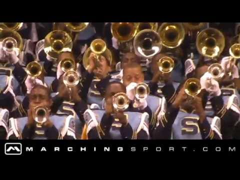 End of the Road – Southern University Marching Band 2009