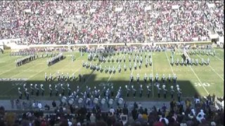 Capital City Classic Jackson State Halftime (2008)