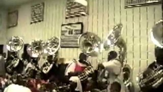 Carver High & Creekside High Practice (2005)