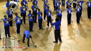 CAU Spring Band Brawl: Lamar County vs. Sidney Lanier (2015)