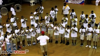 CAU Spring Band Brawl: Martin Behrman vs. Lee High (2015)