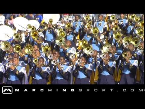 Empire State of Mind – Southern University Marching Band 2009