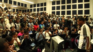 Here We Go – Jackson State Marching Band 2014