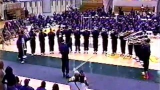 Morris Brown vs. Norfolk State Gym Battle (2002)