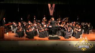 """Southern University Symphonic Band 2015 """"Sevens"""""""