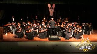 """Southern University Symphonic Band 2015 """"Exultate"""""""