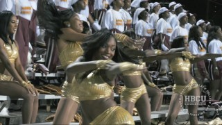 Bethune Cookman vs Talladega 2015